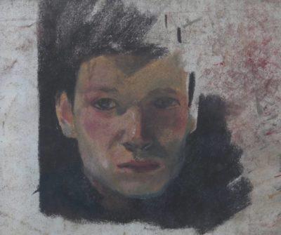 Autoportrait à 21 ans