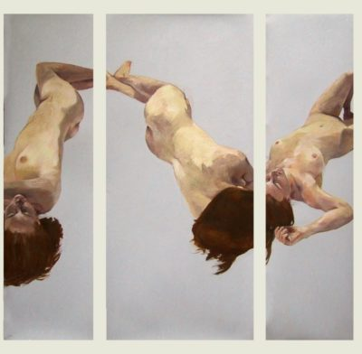 Triptych weightlessness