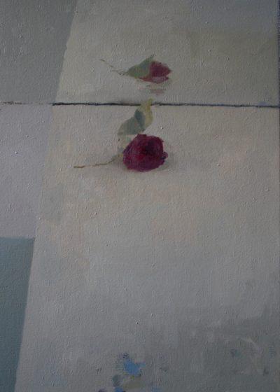 Fleur sur une table