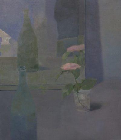 Composition au camélia