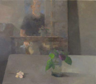 Table et peintre